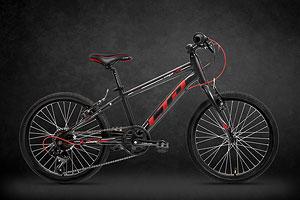 LTD Bandit 240 Lite Black-Red (2021)
