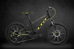 LTD Bandit 240 Black-Neon (2021)
