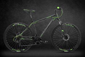 LTD Crossfire 840 Black-Green (2021)