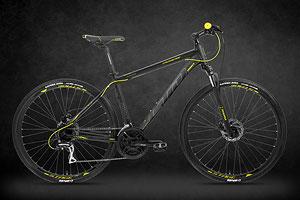 LTD Crossfire 860 Black-Neon (2021)