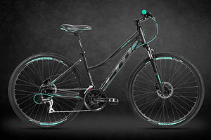 LTD Crossfire Lady 860 Black-Mint (2021)