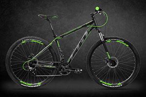 LTD Rebel 940 Black-Green 29
