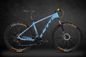 LTD Rocco 753 Blue 27.5