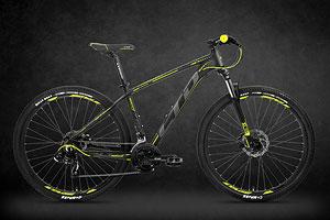 LTD Rocco 756 Black-Neon 27.5