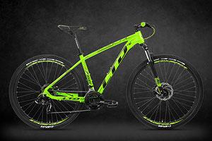 LTD Rocco 756 Green 27.5