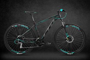 LTD Rocco 960 Black-Mint 29
