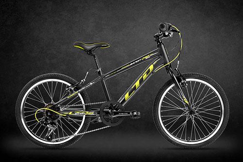 LTD Bandit 240 Lite Black-Neon