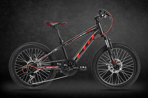 LTD Bandit 240 Black-Red