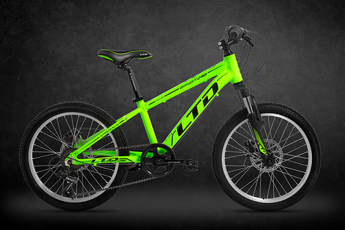 LTD Bandit 240 Green