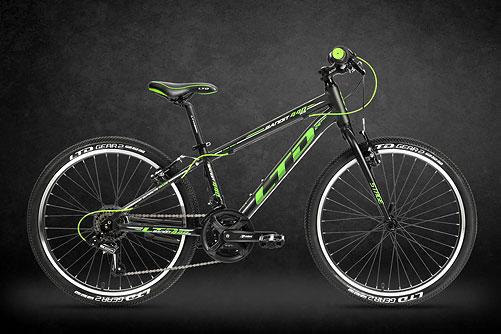 LTD Bandit 440 Lite Black-Green (2021)