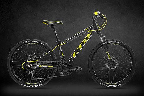 LTD Bandit 440 Black-Neon (2021)