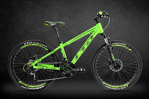 LTD Bandit 440 Green (2021)