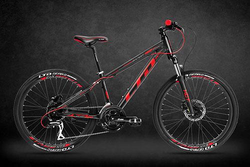 LTD Bandit 460 Black-Red (2021)