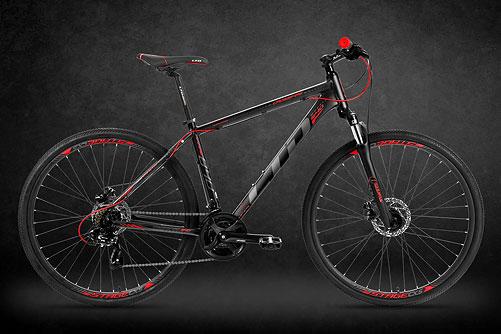 LTD Crossfire 840 Black-Red (2021)