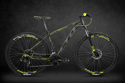 LTD Rocco 756 Black-Neon 27.5