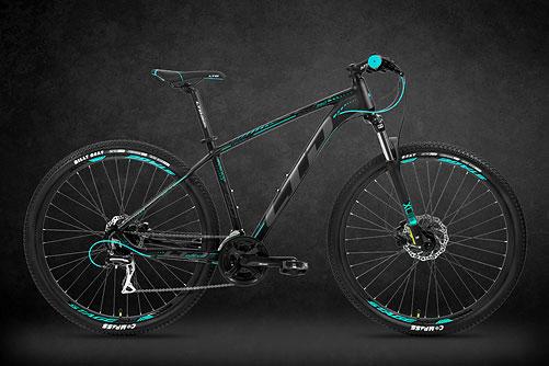 LTD Rocco 760 Black-Mint 27.5