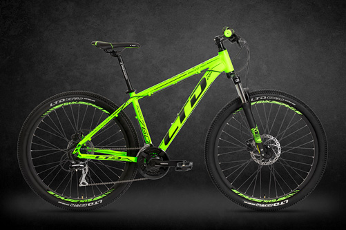 LTD Rocco 760 Green