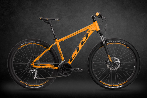 LTD Rocco 950 Orange