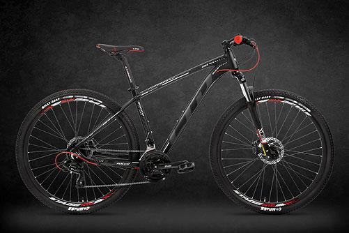 LTD Rocco 953 Black-Red 29