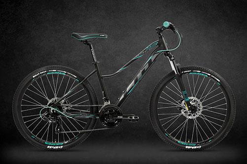 LTD Stella 753 Black-Mint (2021)
